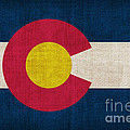 Colorado State Flag by Pixel Chimp