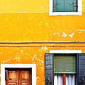 Colorful Entry by Susan Schmitz