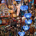 Colorful Traditional Turkish Lights  by Leyla Ismet
