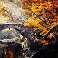 Colors Of Autumn by Gun Legler
