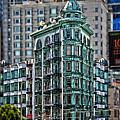 Columbus Tower In San Francisco by RicardMN Photography