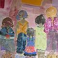 Comfort In Friends by Vicki Aisner Porter