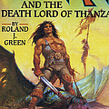 Conan And The Death Lord Of Thanza 1997 by The Advertising Archives