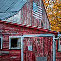 Connecticut Farmstand by Thomas Schoeller