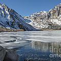 Convict Lake Morning by Sandra Bronstein