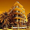 Cool Iron Building In Miami by Monique Wegmueller