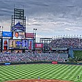 Coors Field by Ron White