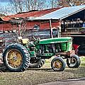 Coosaw - John Deere Tractor by Scott Hansen