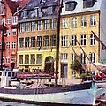 Copenhagen by Jeff Kolker