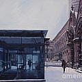 Copley Winter by Deb Putnam
