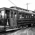 Corbin Park Street Car No. 175 - 1915 by Daniel Hagerman