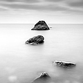 Cornish Seascape  Print by John Farnan