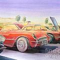 Corvette Show by Robert Hooper