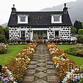 Cottage Garden - D002217