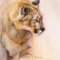Cougar On The Prowl by Bonnie Rinier
