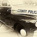 Country Police Antique Toned by John Rizzuto