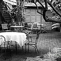 Courtyard Seating by John Rizzuto