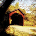Covered Bridge 2 by Cheryl Young