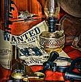 Cowboy - The Sheriff by Paul Ward