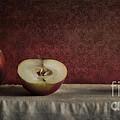 Cox Orange Apples by Priska Wettstein