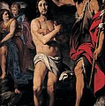 Crespi Daniele, The Baptism Of Christ by Everett