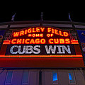 Cubs Win by Steve Gadomski