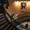 Curly's Stairway by Bill Pevlor
