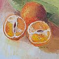 Cut Oranges #1