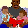 Daddy's Bundles by Pharris Art