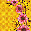 Daisies Design - S01y by Variance Collections