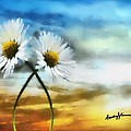 Daisies In Love by Anthony Caruso