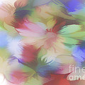 Daisy Floral Abstract by Tom York Images