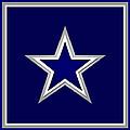 Dallas Cowboys by Tony Rubino