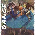 Dance By Degas by Philip Ralley