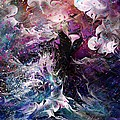Dance In The Seas by Rachel Christine Nowicki