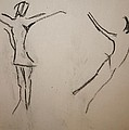 Dancing Girls by Elena Svobodina