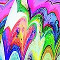 Dancing Hearts  by Annie Zeno