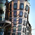 Dancing House In Prague by Jelena Jovanovic
