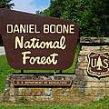 Daniel Boone by Frozen in Time Fine Art Photography