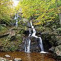 Dark Hollow Falls by Metro DC Photography