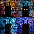 Dark Knight Number 5 Print by Bob Orsillo