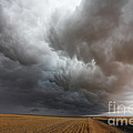 Dark Storm Clouds by Boon Mee