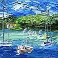Darling Harbor II by Jamie Frier