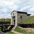 Dauphin Battery and Gate of the Five Nations Old Fort Niagara