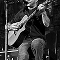 Dave Matthews On Guitar 9  by The  Vault - Jennifer Rondinelli Reilly
