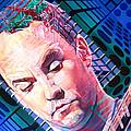 Dave Matthews Open Up My Head by Joshua Morton
