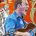 Dave Matthews The Last Stop by Joshua Morton