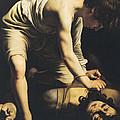 David Victorious Over Goliath by Michelangelo Merisi da Caravaggio