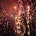 Dazzling Fireworks by Garry Gay