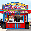 Deep Fried Hostess Twinkies At The Santa Cruz Beach Boardwalk California 5D23689 Poster by Wingsdomain Art and Photography